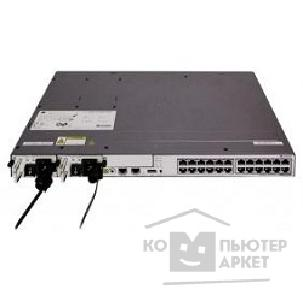 Коммутаторы, Маршрутизаторы Huawei S5700-28C-HI-AC 24 Ethernet 10/ 100/ 1000 ports,with 1 interface slot,with 170W AC power supply