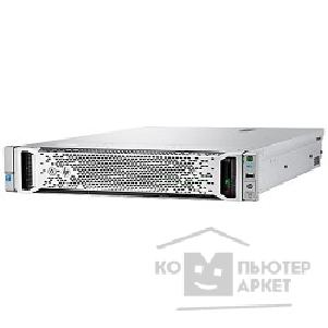 "Hp Сервер  ProLiant DL180 Gen9 1 up2 x E5-2609v3 6C 1.9 GHz, 1x16GB-R DDR4-2133, H240/ ZM RAID 1+0/ 5/ 5+0 2x300GB 6G SAS 10K 8 SFF 2.5""  1x900W up2 , 2x1Gb/ s,noDVD,iLO4.2,Rack2U,3-1-1 P9J02A"