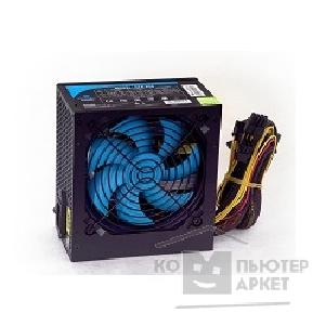 Блоки питания PowerCool PC600-120-R Блок питания ATX 600W  120mm SCP \ OVP \ OCP \ UVP \24+8\+4 20+4 pin, ATX 12V v.2.3 BOX