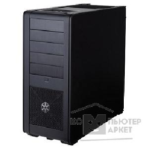 ������ SilverStone Miditower  Fortress FT01B <Black, ATX, USB3.0, Audio, ��� ��>