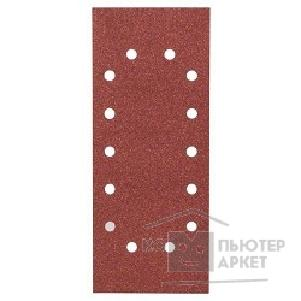 Bosch Bosch 2608605344 10 шлифлистов Expert for Wood+Paint 115x280 K100