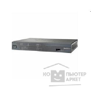 ������� ������������ Cisco 881-K9  881 Ethernet Sec Router with IOS UNIVERSAL DATA - NPE