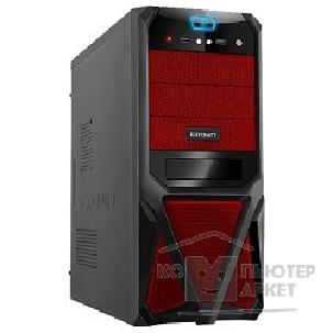 Crown Корпус Miditower  CMC-SM161 black/ red АТХ CM-PS500W smart