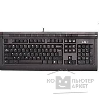 Клавиатура A-4Tech Keyboard A4Tech KL-45MU, USB SILVER.GREY/ SILVER.BLACK