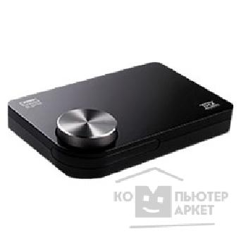 Звуковая плата Creative [70sb109500007] Звуковая карта USB  X-Fi Sound Blaster Surround 5.1 Pro, 5.1, Ret