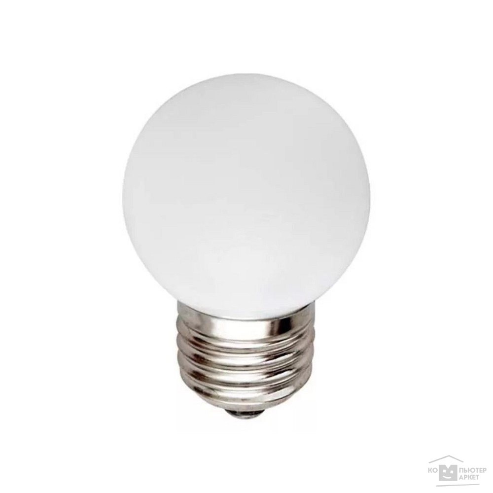 светодиодные лампы  Iek LLE-G45-5-230-40-E27 Лампа светодиодная ECO G45 шар 5Вт 230В 4000К E27 /светодиодные лампы  Iek LLE-G45-5-230-40-E27 Лампа светодиодная ECO G45 шар 5Вт 230В 4000К E27
