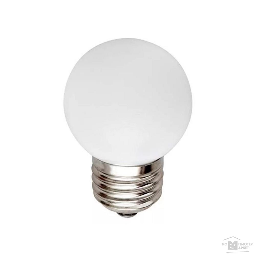 светодиодные лампы  Iek LLE-G45-3-230-40-E27 Лампа светодиодная ECO G45 шар 3Вт 230В 4000К E27 /светодиодные лампы  Iek LLE-G45-3-230-40-E27 Лампа светодиодная ECO G45 шар 3Вт 230В 4000К E27