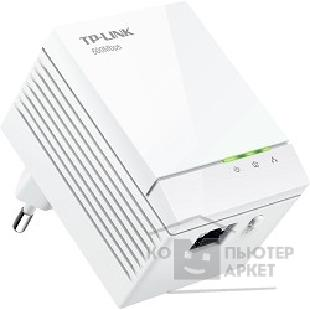 Сетевое оборудование Tp-link TL-PA6010 AV600 Gigabit Powerline Adapter, Compact Size, Homeplug AV, Multistreaming, 600Mbps powerline datarate, 1 Gigabit Ethernet port, Single Pack