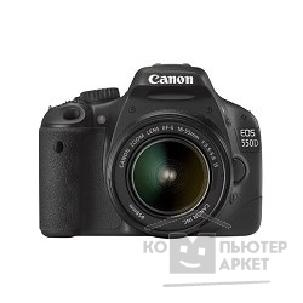 Цифровая фотокамера Canon EOS 550D Kit EF-S 18-135 IS