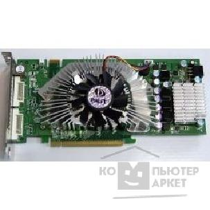 Видеокарта Palit GeForce 8800GS Sonic 768Mb DDR3 2xDVI TV-Out PCI-Express  RTL