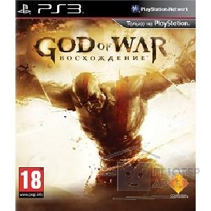 Sony ���� ��� ��������� PS3: God of War ����������� ������� ������