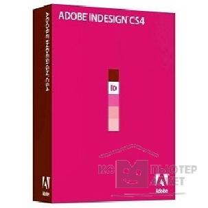 ���������������� ����� �� ������������� �� Adobe 65024854ER InDesign CS4 v.6 RU WIN AOO 200