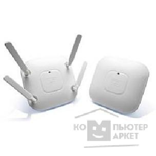 Сетевое оборудование Cisco AIR-SAP2602I-E-K9 802.11n Auto ; 3x4:3SS; Mod;Int Ant; E Reg Domain