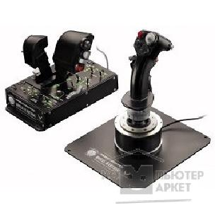 Джойстик Thrustmaster Hotas Warthog Joystick Retail USB, 8 buttons, Shift [2960720]