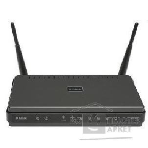 Сетевое оборудование D-Link DIR-628 802.11a/ n DualBand + 4-port UTP 10/ 100Mbps + 1-port UTP 10/ 100 Mbps for WAN, Wireless