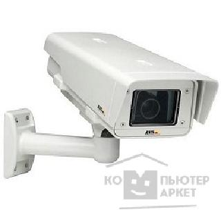 Цифровая камера Axis P1347-E Outdoor, IP66-rated, 5MP, day/ night, fixed camera with varifocal 3.5-10 mm P-Iris lens and remote back focus camera also supports DC-iris lenses