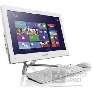 "Моноблок Lenovo IdeaCentre C340 20"" HD+ i3-3220 3.4 GHz, 3M ,4G DDR3 4+0 ,500GB 7200 rpm,nVidia 705M 2G DDR3,DVD-RW,WiFi,DOS,USB kbd & mouse,white [57322045]"