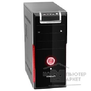Crown ������ Miditower  CMC-33 black/ red ATX CM-PS450W Superior