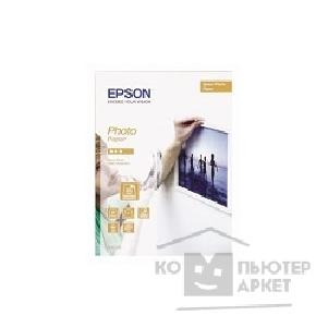 Фотобумага Epson C13S042159 Photo Paper A4 25 sheets