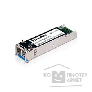 Сетевое оборудование Tp-link TL-SM311LM Gigabit SFP module, Multi-mode, MiniGBIC, LC interface, Up to 550/ 275m distance SMB