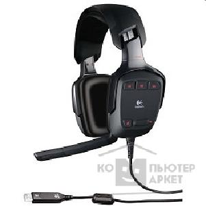 Наушники Logitech Gaming Headset G35 981-000117