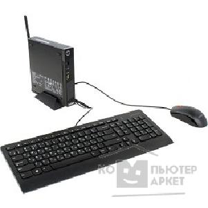 Компьютер Lenovo ThinkCentre M53 Tiny [10DCS01700] black Pen J2900/ 4Gb/ 500Gb/ noDVD/ DOS
