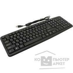 Клавиатура Defender HB-420 RU Black USB [45420]