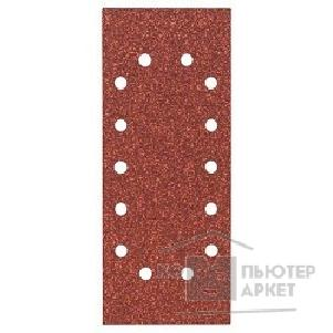 Bosch Bosch 2608605239 10 шлифлистов 115Х280 К40 Best for Wood+Paint 14 отв.