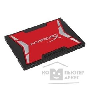 накопитель Kingston SSD 960GB HyperX Savage SHSS37A/ 960G