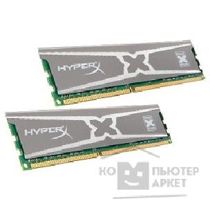 Модуль памяти Kingston DDR3 8GB PC3-12800 1600MHz Kit 2 x 4GB  [KHX16C9X3K2/ 8X] HyperX XMP 10th Anniversary Series