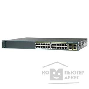 ������� ������������ Cisco WS-C2960X-24TS-L Catalyst 2960-X 24 GigE, 4 x 1G SFP, LAN Base