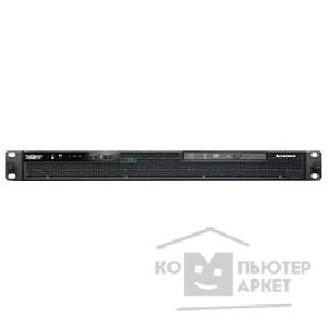 "Сервер Lenovo ThinkServer RS140 ThinkServer RS140 w/ 2 x 3.5"" Bays, Xeon E3-1246v3, 1 x 4Gb ECC UDIMM, RAID100 0/ 1/ 5/ 10 w/ No Cache, no HDD, Slim DVD-RW, 1GbE 2-port Onboard and 1GbE for Mgmt, No TPM, No Int"