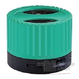 Ginzzu GM-988G, BT-Колонка 3W/TFcard/AUX/FM, зеленый/Ginzzu GM-988G GM-988G