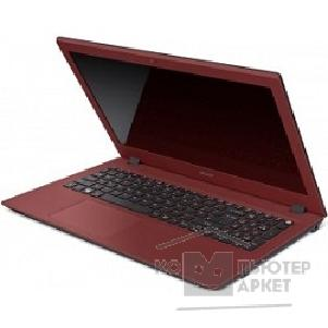 "Acer Ноутбук  Aspire E5-573-37YR i3 5005U/ 4Gb/ 500Gb/ DVDRW/ 15.6""/ HD/ W1064/ black/ red/ WiFi/ BT/ Cam/ 2520mA"