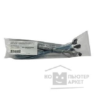 Lsi Кабель  Logic Кабель CBL-RA8087SATASB-10M Internal 1.0m SFF-8087 with sideband to SATA fanout 00274