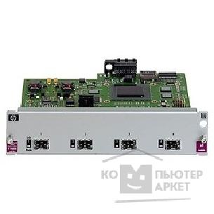 Сетевое оборудование Hp J4878B  ProCurve Mini-GBIC module Switch XL for Use in 5300 series
