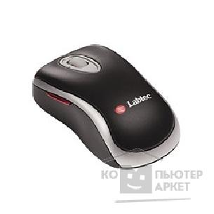 Мышь Logitech 931735 Labtec Wireless optical Mouse 800, USB+PS/ 2, RTL black/ silver