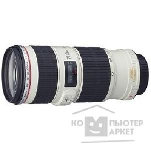 Canon Объектив  EF 70-200 f/ 4L IS USM