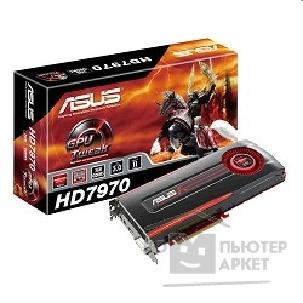 Видеокарта Asus TeK HD7970-3GD5, 3Gb GDDR5, HD7970 HDMI, DP, HDCP, DVI PCI-E