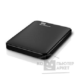 Носитель информации Western digital WD Portable HDD 1Tb Elements Portable WDBUZG0010BBK-EESN
