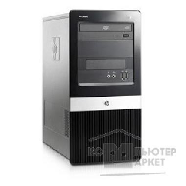 Компьютер Hp KV351EA dx2400 MT Core2Duo E7300/ 1GB/ 6400/ 160GB SATA/ DVD+/ -RW/ GigaEth/ keyb/ opt mouse/ DOS