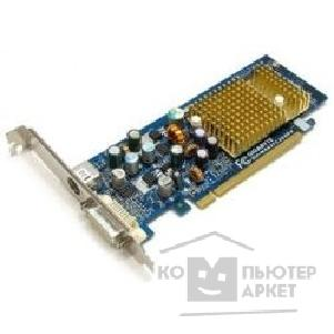 Видеокарта Gigabyte GV-NX62TC256DS, OEM GF 6200TC, 256Mb DDR, TV-OUT, DVI  PCI-E