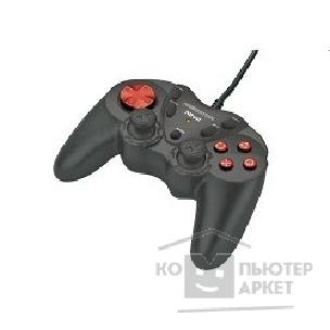 Геймпад Trust Геймпад GM-1520 Black Dual Stick Gamepad for PC/ PS2, USB [14801]