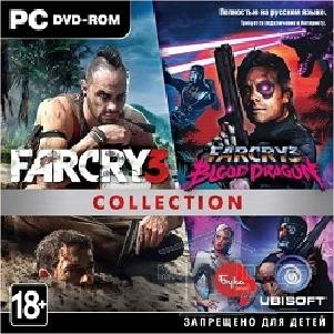 Игры Far Cry 3 + Far Cry 3 Blood Dragon Collection [PC, jewel, русская версия]
