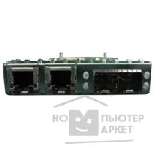 Dell Сетевая карта  Intel X520 10Gb DA/ SFP+ 2P I350 1Gb Network Daughter 540-BBHJ
