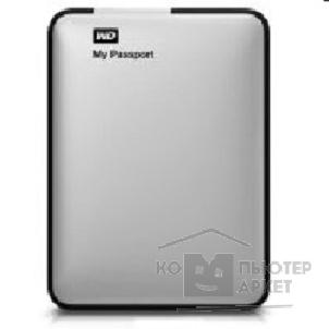 "Носитель информации Western digital HDD 500Gb WDBZZZ5000ASL-EEUE  USB3.0, 2.5"" My Passport, silver"