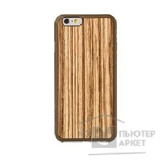 Чехол Ozaki O!coat 0.3 + Wood case for iPhone 6. Zebrano OC556ZB