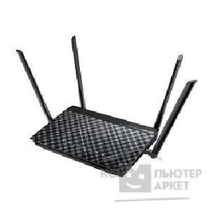Модем Asus DSL-AC52U is a ADSL/ VDSL 802.11ac Wi-Fi modem router, with combined dual-band data rates of up to 733Mbps.
