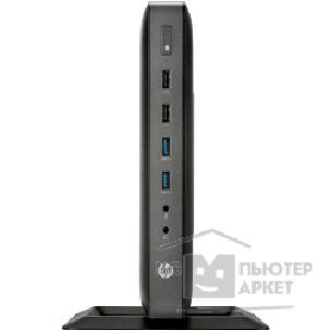 Тонкий клиент Hp t620 [F5A58AA] black AMD GX-217GA/ 4Gb/ 16Gb SSD/ noDVDRW/ Windows Embedded Standard 7E/ k+m