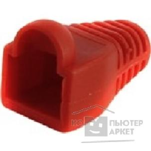 Коннектор 5bites US016-RE-20 Колпачок для коннектора RJ45 красный, 20шт